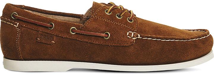 Polo Ralph LaurenPolo Ralph Lauren Bienne II suede boat shoes