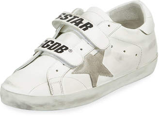 Golden Goose Old School Superstar Sneakers