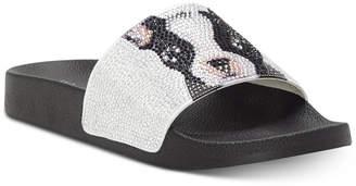 INC International Concepts I.n.c. Women Peymin Pool Slides, Women Shoes