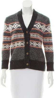 Rag & Bone V-Neck Knit Cardigan