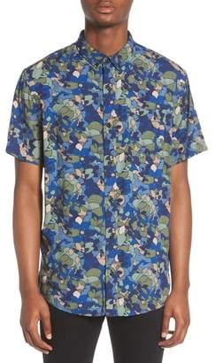 The Rail Woven Print Shirt