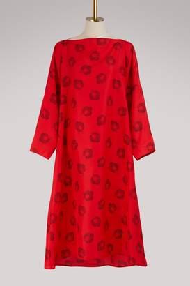 Sofie D'hoore Derby silk dress