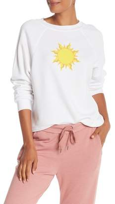 Wildfox Couture Sunny Disposition Sommers Sweatshirt