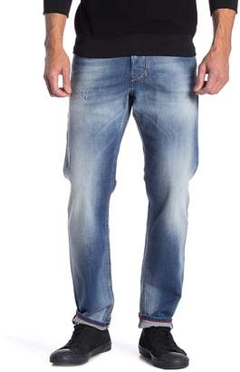 Diesel Larkee Beex Tapered Jeans - 32 Length