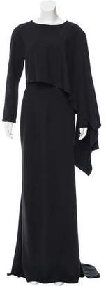 Zac Posen Capped Embellished Dress w/ Tags