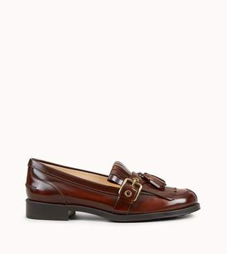 Tod's Tods Loafers in Patent Leather