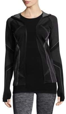 Blanc Noir Sculpt Jacket