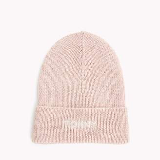Tommy Hilfiger Embroidered Tommy Beanie
