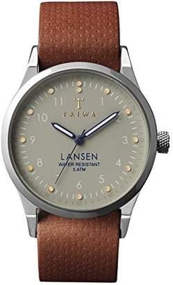 Triwa LAST113 Brown Dawn Lansen Men's Watch
