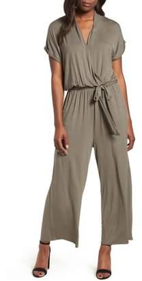 Bobeau Knit Surplus Jumpsuit