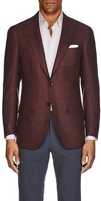 Kiton Men's KB Cashmere-Blend Two-Button Sportcoat