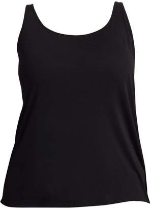 Eileen Fisher Eileen Fisher, Plus Size System Silk Jersey Camisole