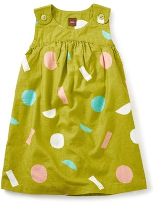 Toddler Girl's Tea Collection Jackfruit Dress $39.50 thestylecure.com