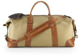 Polo Ralph Lauren Canvas Duffel Bag