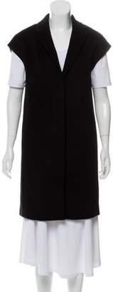 J Brand Wool Longline Vest