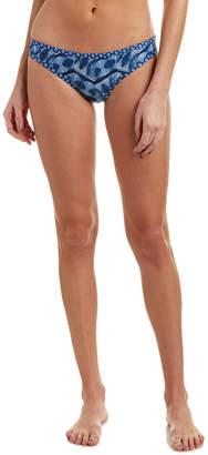 Lucky Brand Nomad Cheeky Bikini Bottom