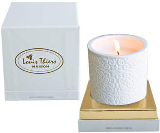 Laguiole Maison Louis Thiers Ceramic Candle Scent: Rose