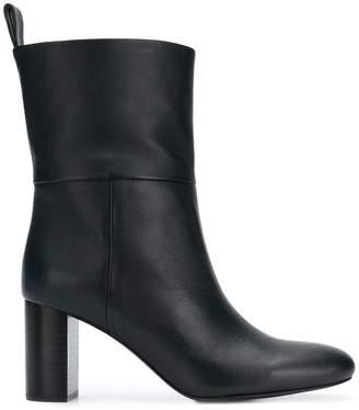 Jil Sander Navy mid-calf boots