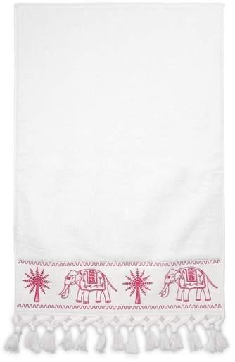 Yaji Fringed Hand Towel