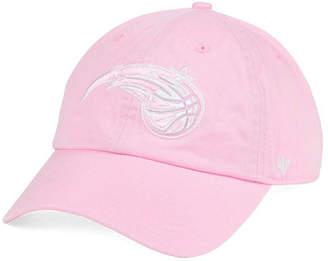 '47 Women's Orlando Magic Petal Pink Clean Up Cap