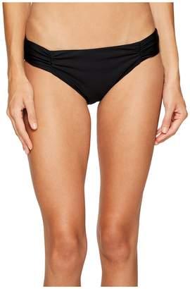 Splendid Itsy Ditsy Floret Reversible Retro Bikini Bottom Women's Swimwear