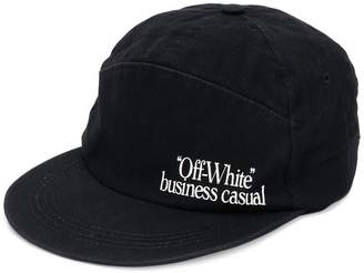 Off-White Business Casual baseball cap