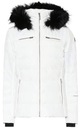 Fusalp Izia fur-trimmed ski jacket