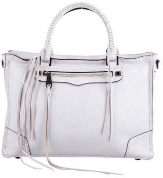 Rebecca Minkoff Regan Satchel $225 thestylecure.com