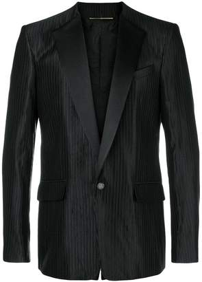 Givenchy striped smoking jacket