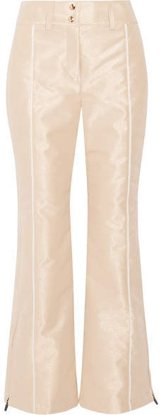 Fendi - Metallic Ski Pants - Gold