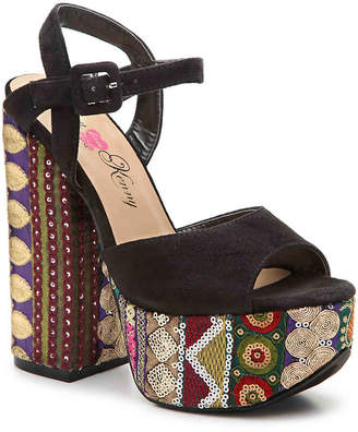 Penny Loves Kenny Skip Platform Sandal - Women's