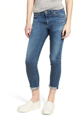 AG Jeans Prima Roll-Up Cigarette Jeans