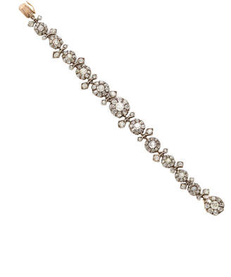 Moira Fine Jewellery Antique Victorian Diamond Bracelet