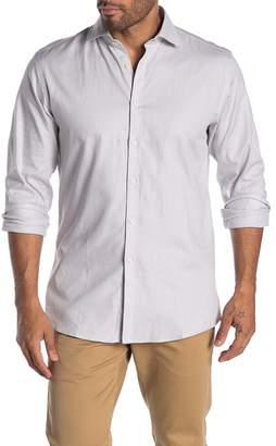 Vince Camuto Dobby Slim Fit Dress Shirt