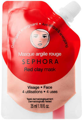 Sephora FACE AND BODY Clay Mask
