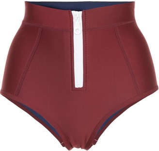 Duskii high waisted bikini bottoms