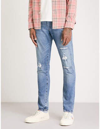 Polo Ralph Lauren Sullivan slim-fit tapered jeans