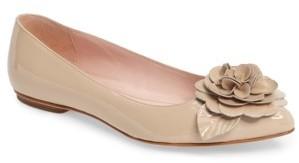 Kate SpadeWomen's Kate Spade New York Ellie Pointy Toe Flat