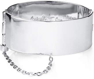 Rebecca Minkoff Silver-Tone Chain Cuff Bracelet