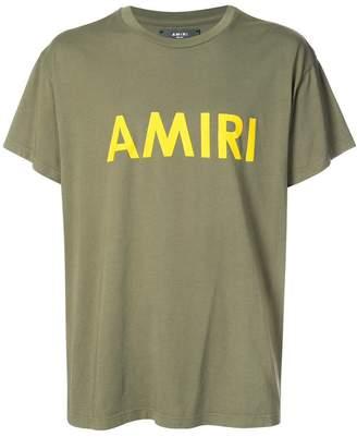 Amiri logo T-shirt