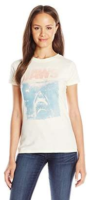 American Classics Juniors Jaws Vintage Graphic Tee