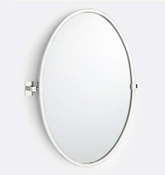 Rejuvenation Yaquina Oval Pivot Mirror