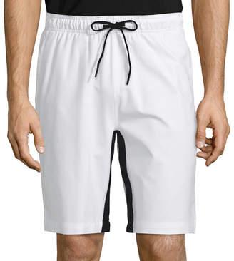 MSX BY MICHAEL STRAHAN Msx By Michael Strahan Mens Moisture Wicking Workout Shorts