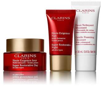 Clarins Super Restorative Starter Kit