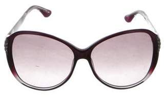 David Yurman Gradient Two-Tone Sunglasses