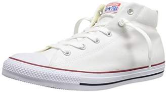 Converse Men's Street Canvas Mid Top Sneaker