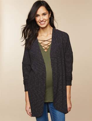 Motherhood Maternity Relaxed Fit Maternity Cardigan