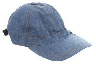 Dolce & Gabbana Denim Baseball Cap w/ Tags