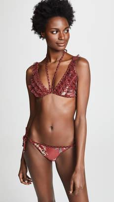 Zimmermann Juno Ruffle Bikini