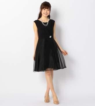 9a541af7af4bd Laisse Passe(レッセ パッセ) ブラック レディース ワンピース&ドレス ...